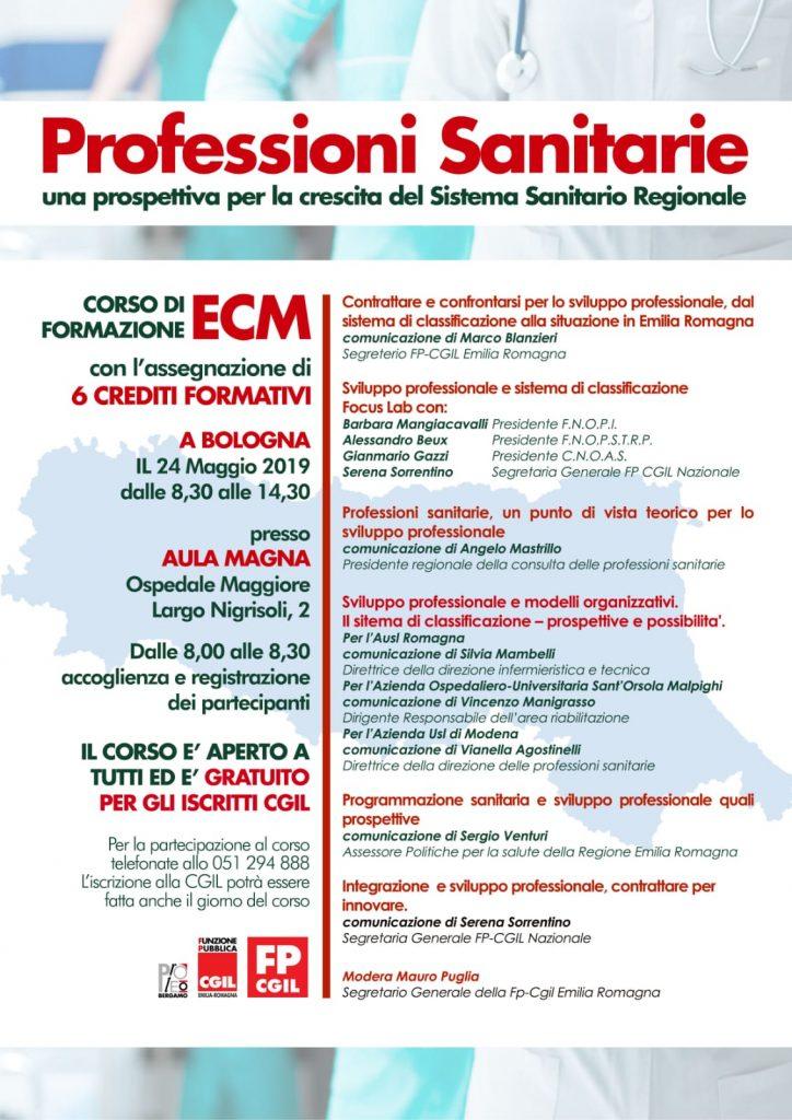 Professioni sanitarie - FP Cgil funzione pubblica