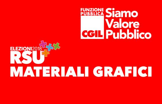 Materiali Grafici Elezioni RSU 2018