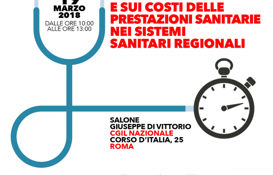 Sanità: Report Fp Cgil, cresce attesa visite nel pubblico, media 65 giorni