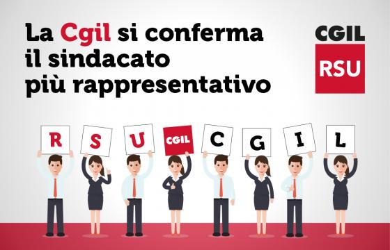 Elezioni RSU: Cgil, a metà scrutinio sindacato più rappresentativo in tutti comparti settore pubblico e scuola