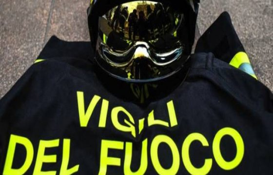 VVF: Roma – Bonifica DPI