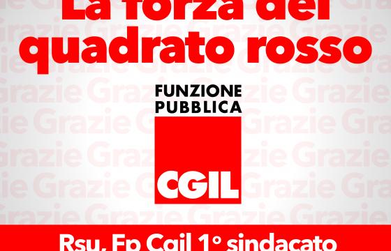 Pa: Fp Cgil, grande vittoria a Rsu, primo sindacato nel lavoro pubblico