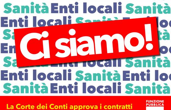 Pa: Sorrentino (Fp Cgil), via libera Corte Conti buona notizia, ora avanti