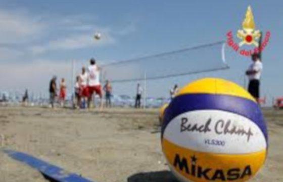 UAS: XI° Campionato Italiano VVF Beach Volley –