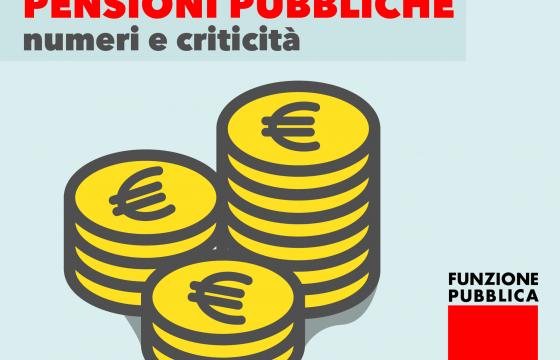 Pensioni pubbliche, numeri e criticità