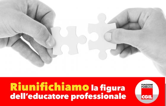 Sindacati scrivono al governo, necessaria riunificazione profilo educatore professionale