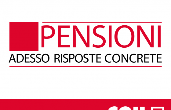Pensioni, adesso risposte concrete