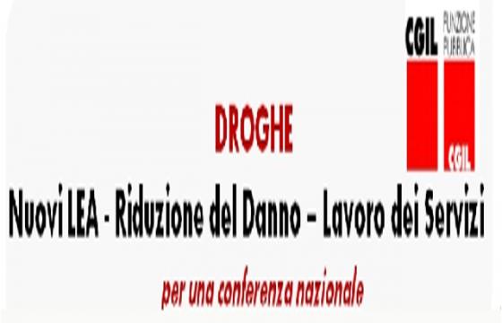 Droghe: foglio informativo n.4