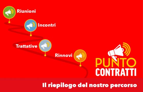Trattative sui rinnovi, facciamo il #PuntoContratti