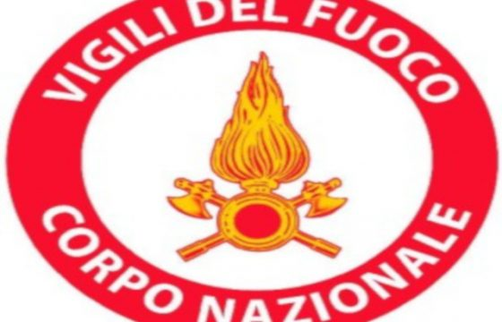 VVF: Incidente durante le operazioni d' intervento