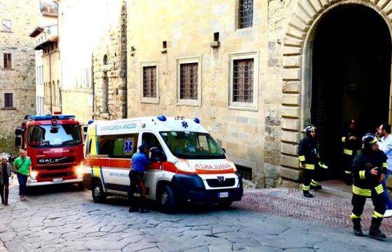Morti Arezzo: cordoglio della Fp Cgil, affrontare tema sicurezza