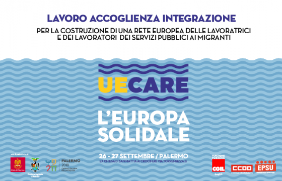 UeCare – l'Europa Solidale