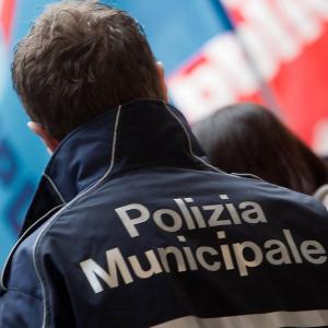 Polizia Locale manovra