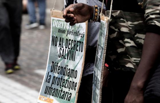 Dl Sicurezza: Fp Cgil, fiducia sbagliata, provvedimento è ingiusto