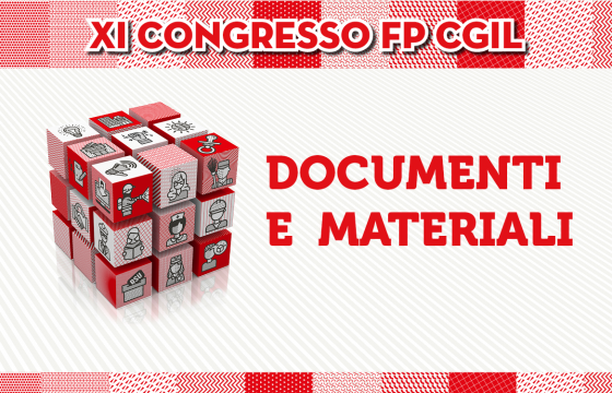 XI Congresso Fp: tutti i documenti e materiali