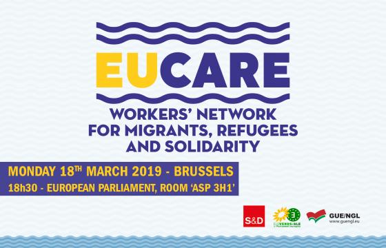 #EuCare, a Bruxelles la rete dei servizi per l'immigrazione