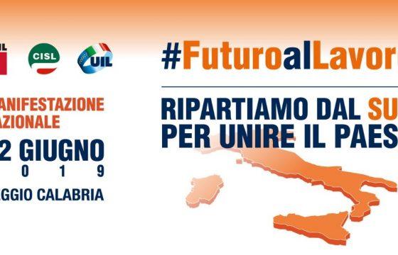 22 giugno a Reggio Calabria, i servizi pubblici in piazza