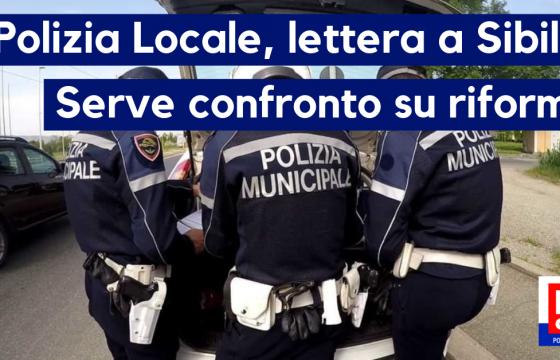 Cgil Cisl Uil a Sibilia, serve confronto su riforma Polizia Locale