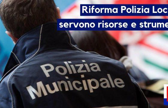 Fp Cgil, ddl Polizia Locale depotenziato senza risorse e strumenti