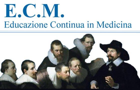 Sanità/Medici/SSAEP: Comunicazione su autoformazione crediti ECM