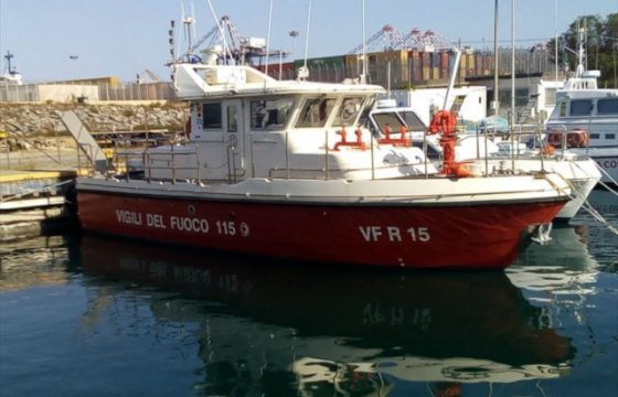 VVF: Messina – Organizzazione e mezzi settore nautico