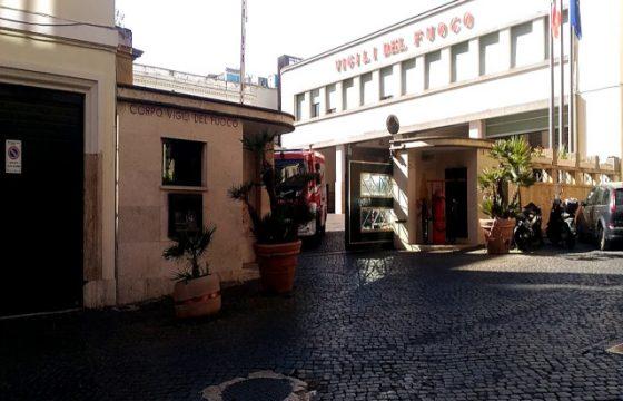 VVF: Roma – Problematica igiene e sicurezza sedi di servizio