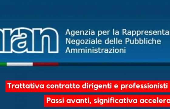 Fp Cgil, passi avanti in trattativa contratto dirigenti Stato