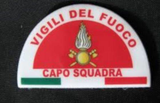 VVF: Concorso Capo Squadra 1.1.2020