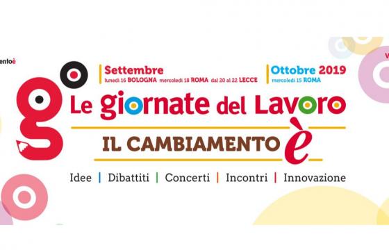 Cgil, 18 settembre a Roma 'Giornate del Lavoro' su lavoro pubblico