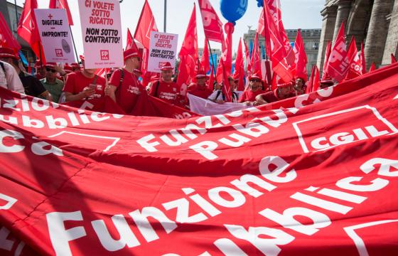 Pa: Fp Cgil, governo non investe su valorizzazione lavoratori pubblici