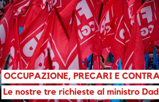 Pa: Cgil a Dadone, lavorare per dare risposte a lavoratori e cittadini