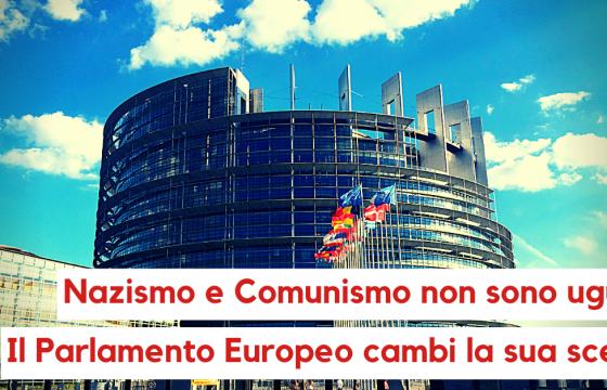 Fp Cgil: Nazismo e Comunismo non sono uguali, Parlamento Europeo riveda la sua scelta