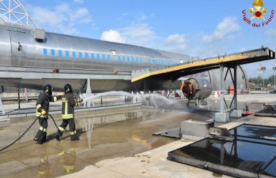VVF: Direzione Centrale per la Formazione – Corso per aspiranti Formatori Aeroportuali