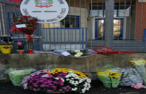 VVF: Alessandria – Cordoglio Fire Brigades Union