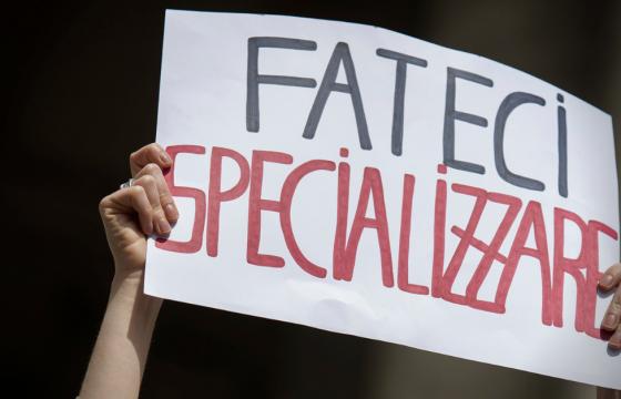 Sanità: Fp Cgil Medici, sosteniamo agitazione medici in formazione e precari