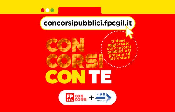 ConcorsiConTe: tutti i materiali grafici