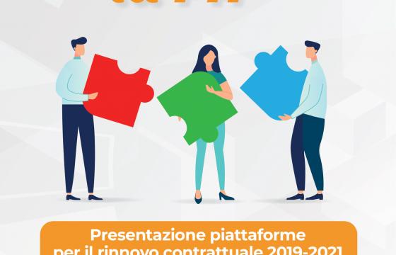 Cgil Cisl Uil, 18 febbraio presentazione piattaforme contratti Enti Locali e Sanità