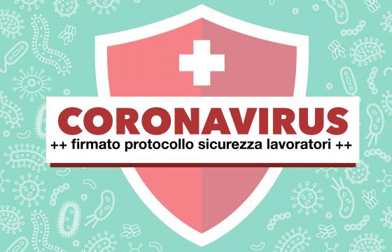 Coronaviurs, firmato protocollo sicurezza settore rifiuti