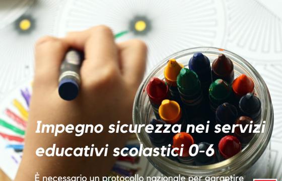 Infanzia: Cgil Cisl Uil Fp, impegno sicurezza nei servizi educativi scolastici 0-6