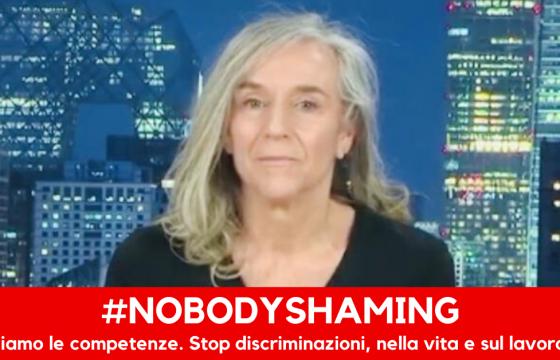 #NoBodyShaming, dalla Fp Cgil pieno sostegno a Giovanna Botteri, giornalista Rai