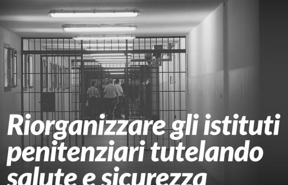 Fase 2 nelle carceri, una proposta della Fp Cgil Polizia Penitenziaria