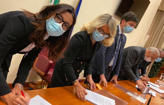 Contratti, firmato il rinnovo della Sanità Privata