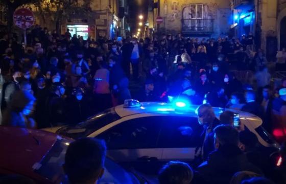 Covid: Fp Cgil, solidarietà a Polizia Locale Napoli, tutelare operatori