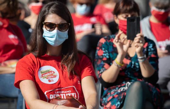 'Sanità: pubblica e per tutti!', serve un NEW DEAL per la SALUTE