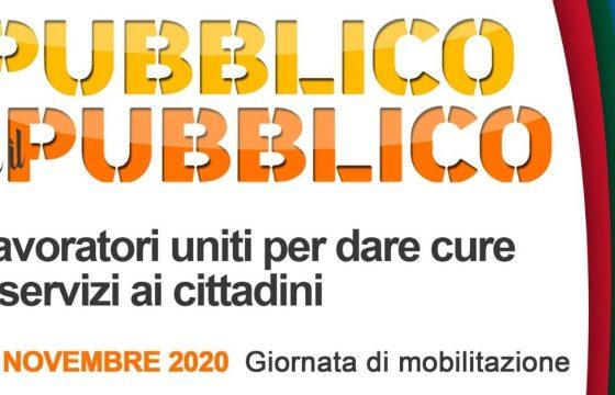 Coronavirus: Cgil Cisl Uil Pa, domani in tutta Italia mobilitazione a sostegno lavoratori sanità