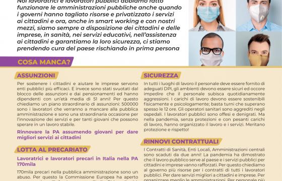 SCIOPERO DEI SERVIZI PUBBLICI IL 9 DICEMBRE!