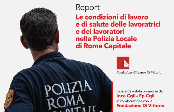 Abbi cura di te, il report sulle patologie di origine professionale nei lavoratori della Polizia Locale