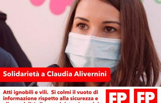 Minacce no-vax a infermiera Spallanzani, atti ignobili e vili