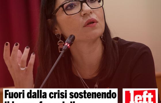 8 marzo: Sorrentino, fuori dalla crisi sostenendo il lavoro femminile