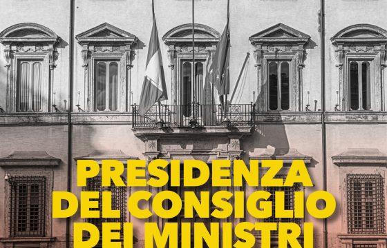 Contratto Presidenza del Consiglio: a che punto siamo?